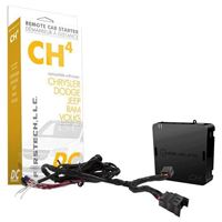 Compustar FT-CH-4-DC Plug & Play Remote Start