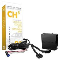 Compustar FT-CH5_DC Plug & Play Remote Start