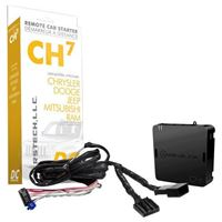 Compustar FT-CH7-DC Plug & Play Remote Start
