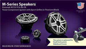 Marine M-Series Speakers