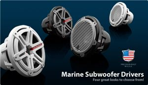 JL M-Series and MX-Series Subwoofers