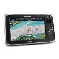RAYMARINE e-Series e97 Network Multi-function Display with Wireless Capability, 9'' Diagonal, Sonar, US Coastal Chart