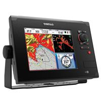 SIMRAD NSS8 Combo GPS with Sonar Multi-function Display