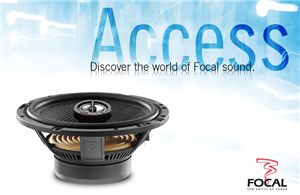 Focal Access series speakers