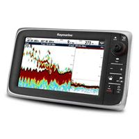 RAYMARINE c-Series c97 Network Multi-function Display with Wireless Capability, 9'' Screen, Sonar, US Inland Chart