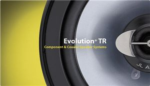 JL Audio Evoloution TR Series
